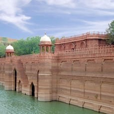 Welcomheritage Bal Samand Lake Palace, Jodhpur